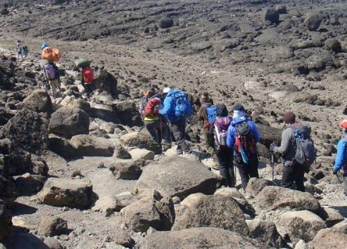 4 Day Mount Meru Climbing and Trekking