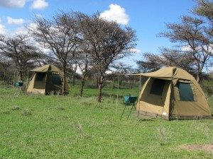 Tanzania Camping Safari Itineraries
