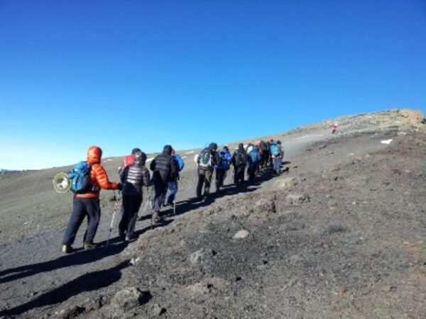 Marangu Route 6 Day