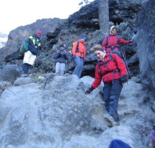 Mount Meru Trekking 3 days 4 climbing
