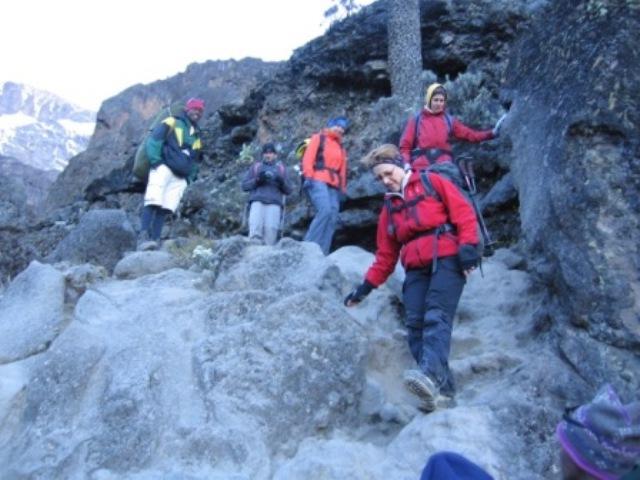 Mount Meru Treks