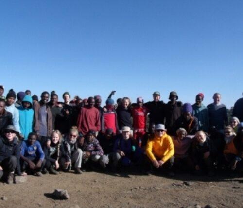 Climbing Kilimanjaro Tours