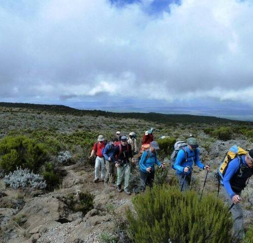 4 Day Mount Meru trekking