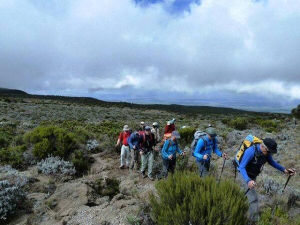 4 Day Mount Meru trekking